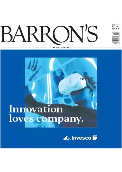 Barrons 20201102