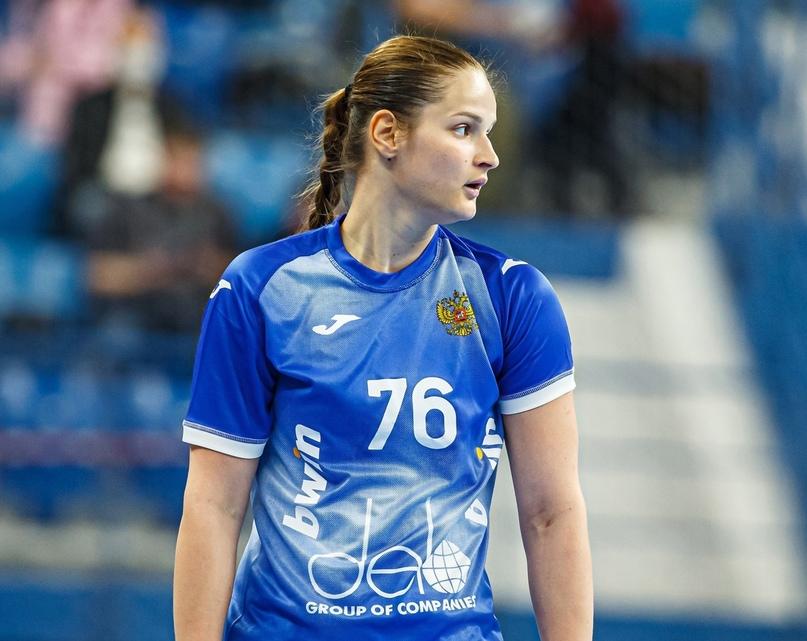 Екатерина Зеленкова
