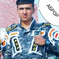 Аброр Мадаминов