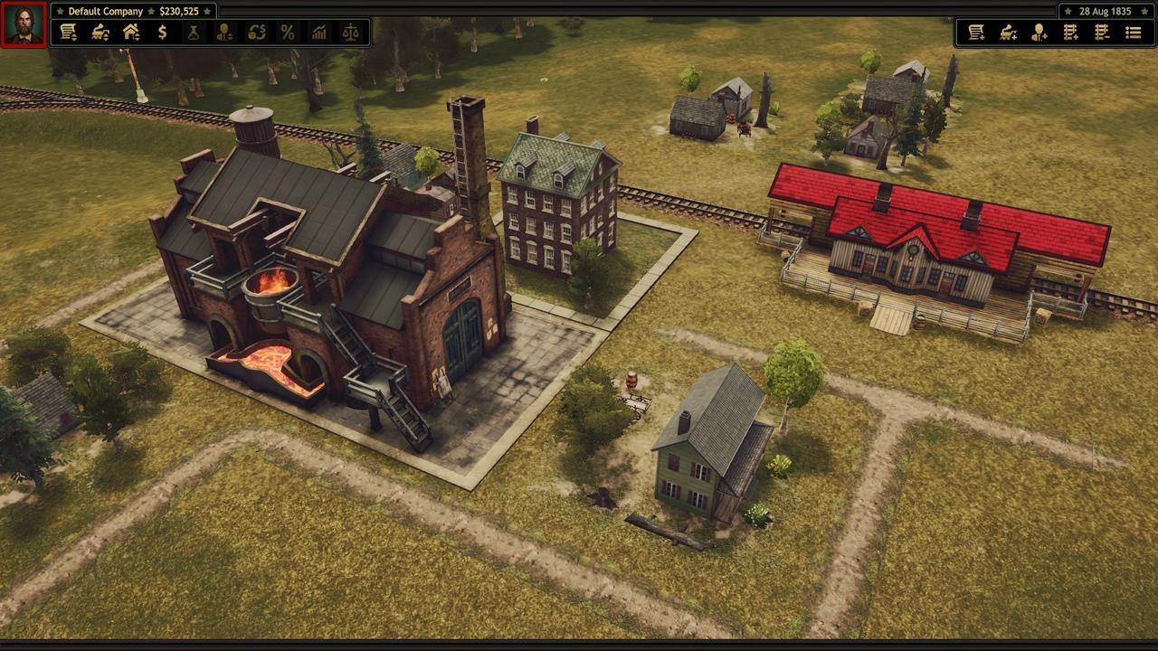 Railroad Corporation [v 1.1.12894 + DLCs] (2019) PC | RePack от xatab