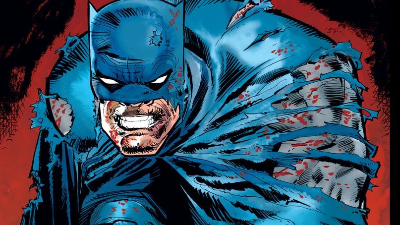 С чего начать читать комиксы про Бэтмена?, изображение №10