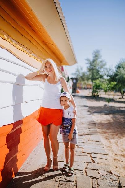 Фотосессия мама и ребенок в Феодосии. Светлана 07.19