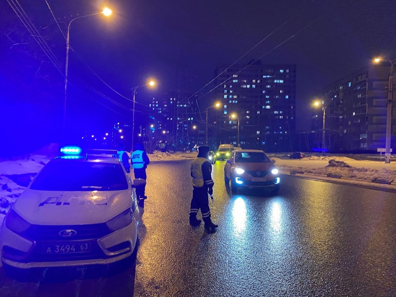 Результаты рейда ГИБДД «нетрезвый водитель» в Тольятти