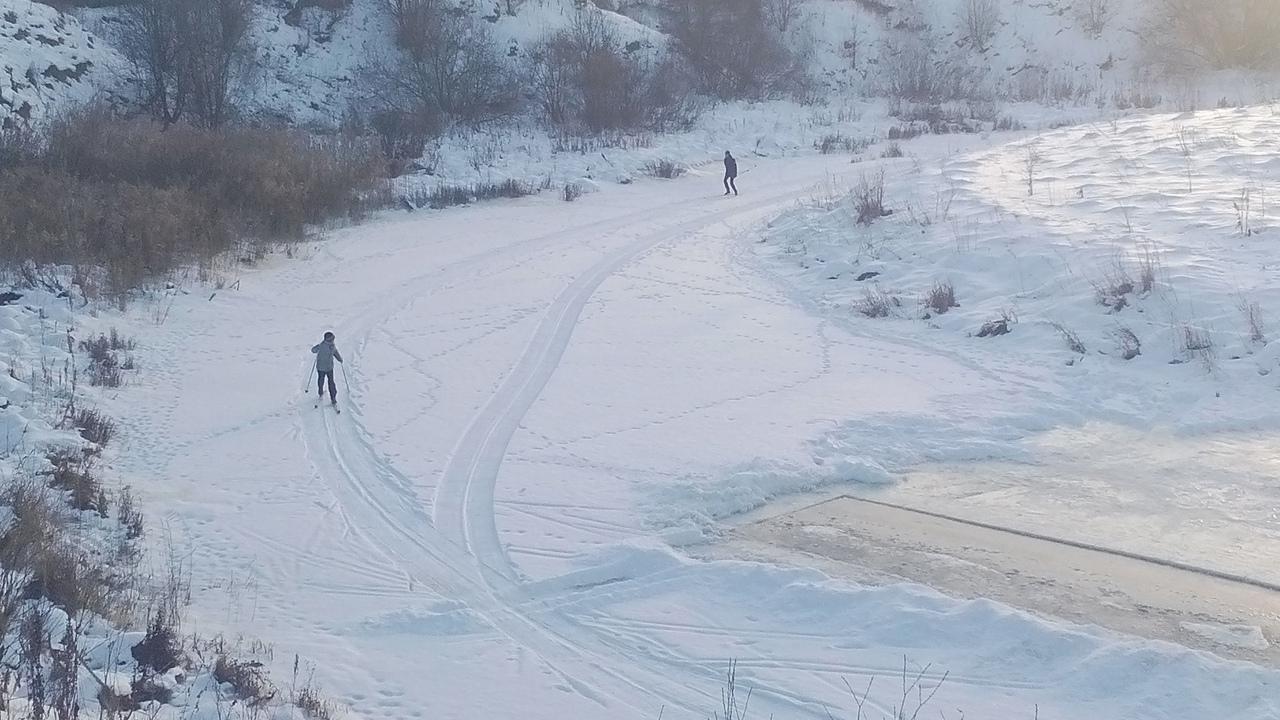 10 января на территории Малиновского сельского поселения прошли лыжные гонки «Самый быстрый».