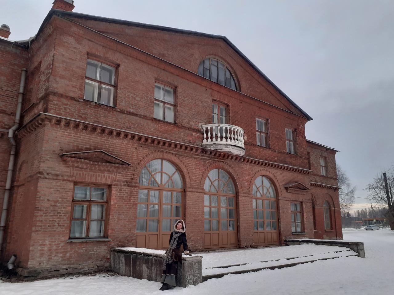 Усадьба Приютино. В 15 минутах от границ Петербурга.