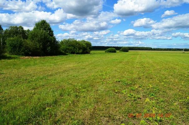 Земельный участок 6,85 га. под застройку, 120 км. ...