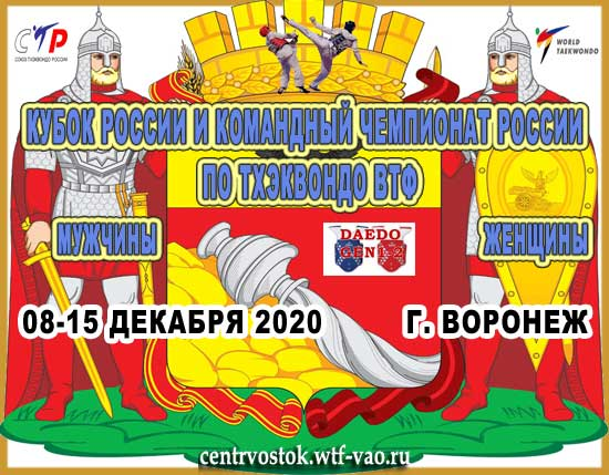 Kubok Russia Voronez 2020