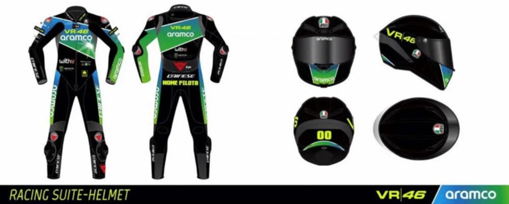 Валентино Росси организует собственную команду Saudi Arabia Backing VR46 в MotoGP 2022