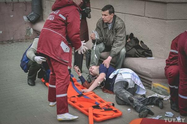 15 жертв, более 400 пострадавших. 10 лет назад произошел теракт вминском метро