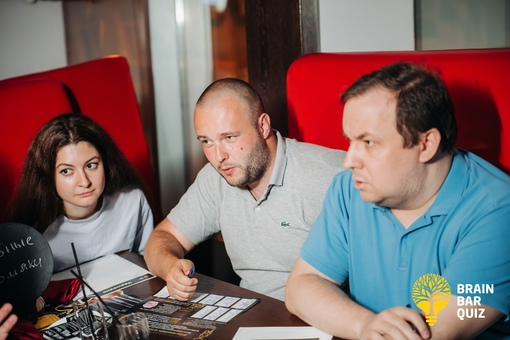 «BrainBarQuiz - 12.08 - Квиз в Москве» фото номер 141