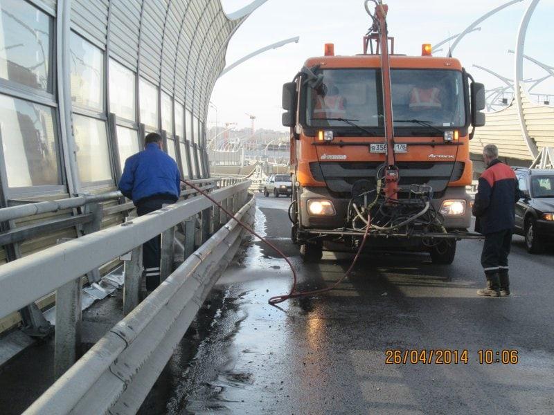 После решения кассации Калининский район Петербурга остался без контракта на уборку улиц