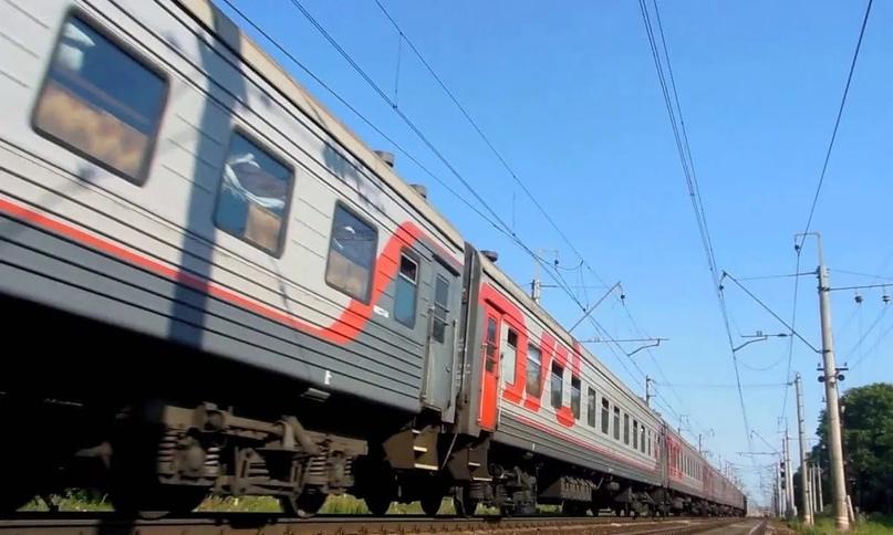 В Мурманск из Симферополя отправился первый спустя семь лет поезд