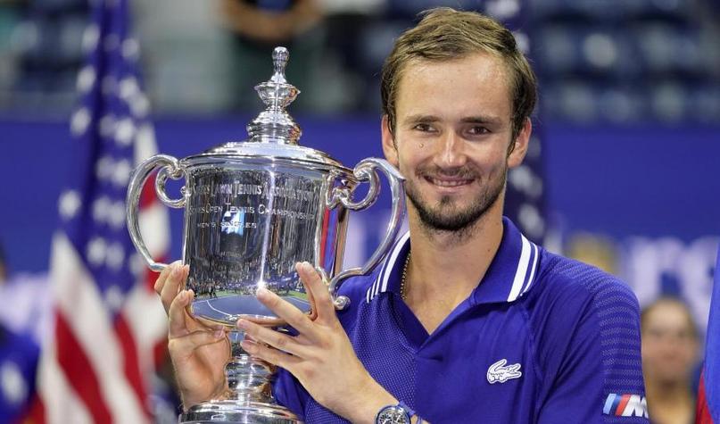 Российский теннисист Даниил Медведев победил в Открытом чемпионате США – US Open...