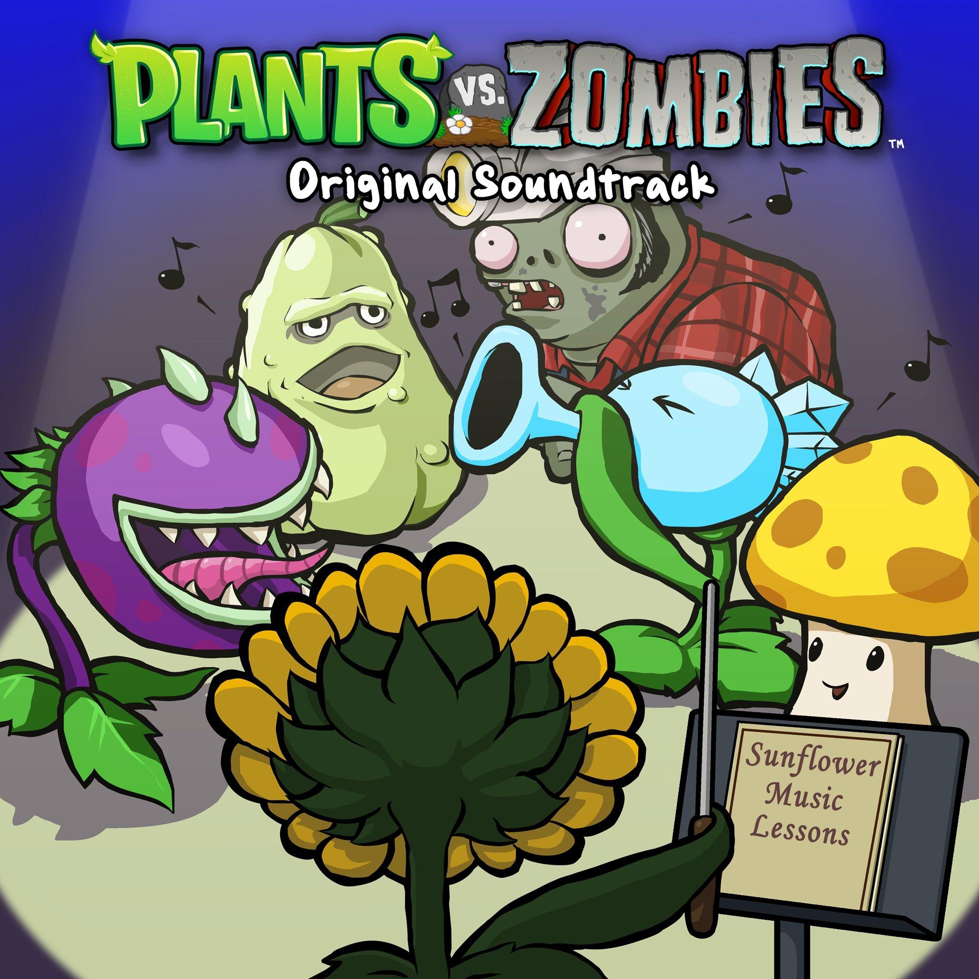 Laura Shigihara album Plants vs. Zombies Original Soundtrack
