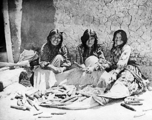 индейцы пеммикан