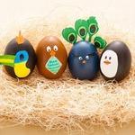Пасхальные яйца с юмором своими руками