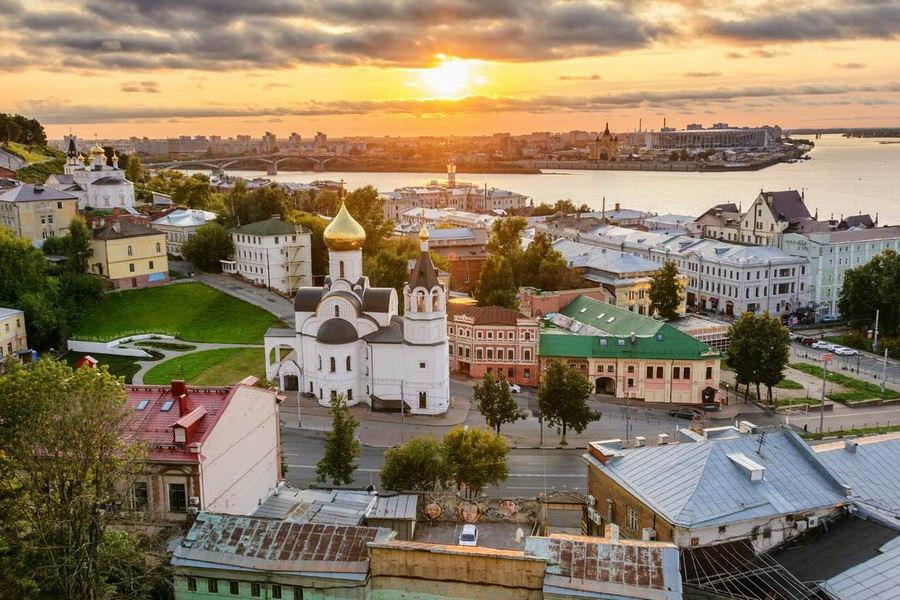 Круизы: Ульяновск – Нижний Новгород – Ульяновск