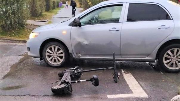 В Югре трое детей попали под колёса машинВ Нижнева...