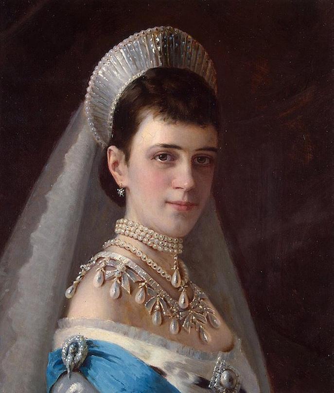 13 октября 1928 г. скончалась Императрица Мария Федоровна.