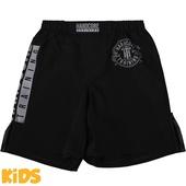 Детские шорты Hardcore Training Black Shadow