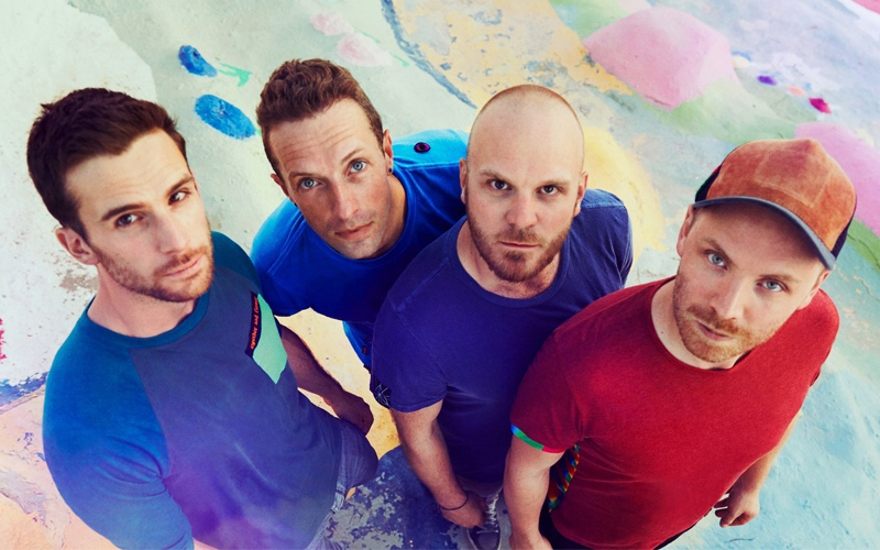 Coldplay ''Higher Power''