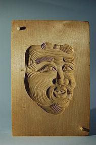 Японские деревянные резные формы Кашигата, изображение №24