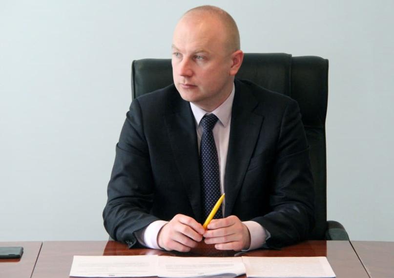 Заместитель главы г.о. Мытищи Александр Бирюков