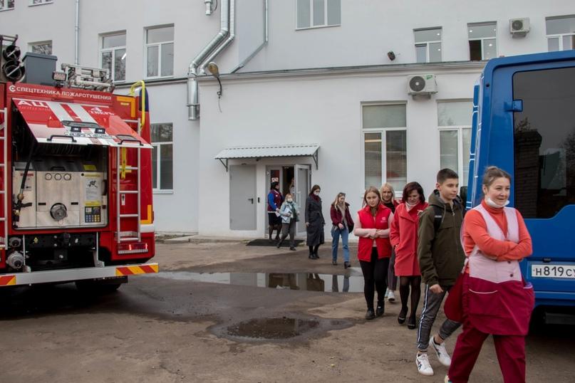 В центре Твери провели эвакуацию «Кванториума»  https://www.afanasy.biz/news/incident/183508 Тверь