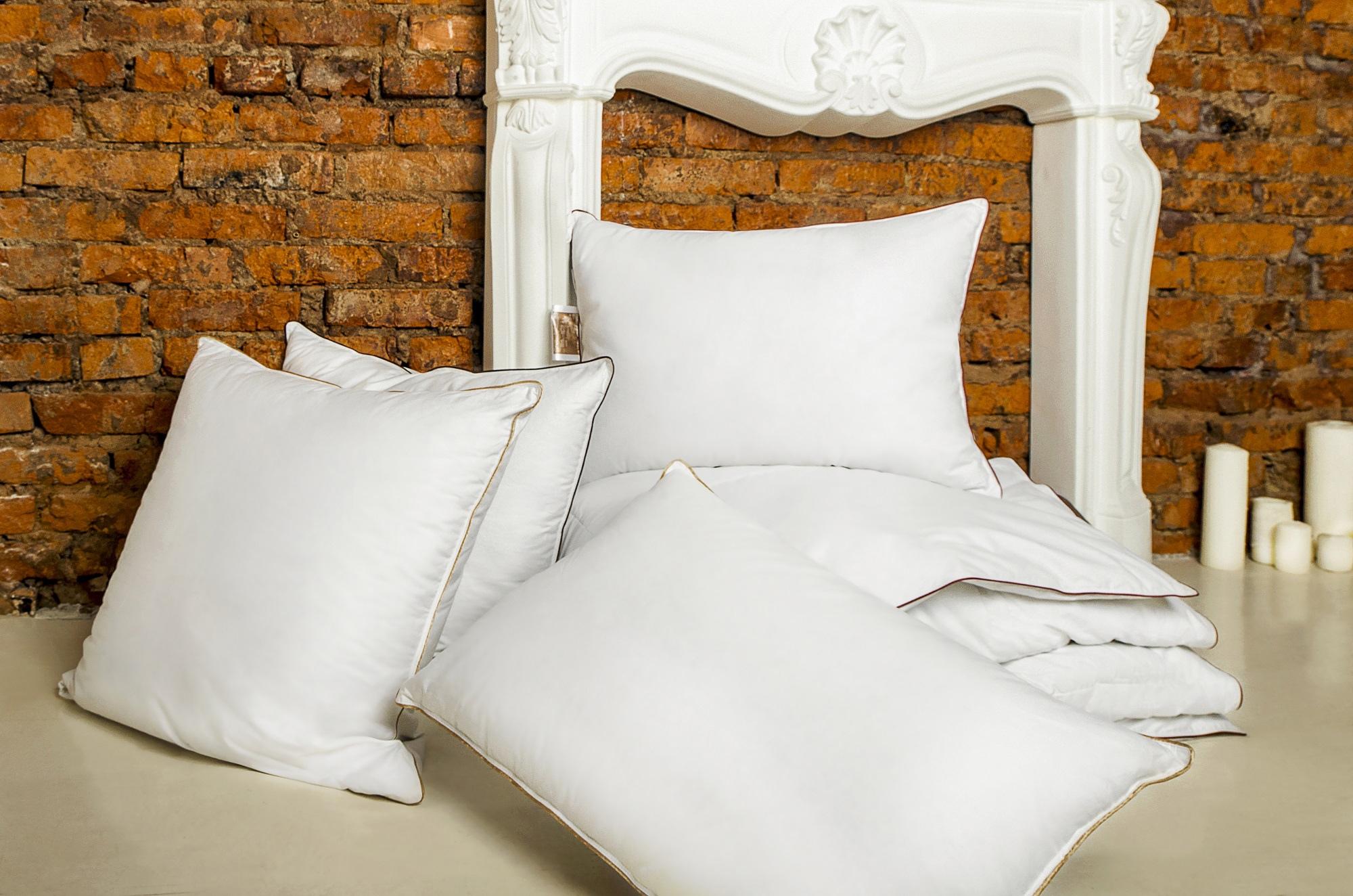 Пуховые одеяла и подушки от производителя в Тюмени