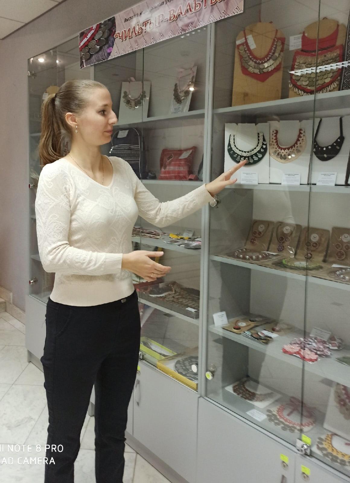 СЪЁМКИ.📽✨15 сентября прошли съёмки выставки национальных украшений