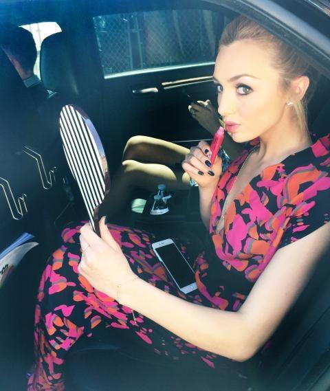 Готовимся с Пейтон к «Kids' Choice Awards 2015», изображение №9