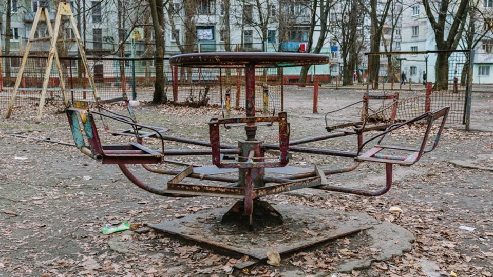Списание детской площадки, изображение №1