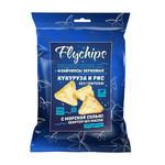 Флайчипсы зерновые кукурузно-рисовые, 40г