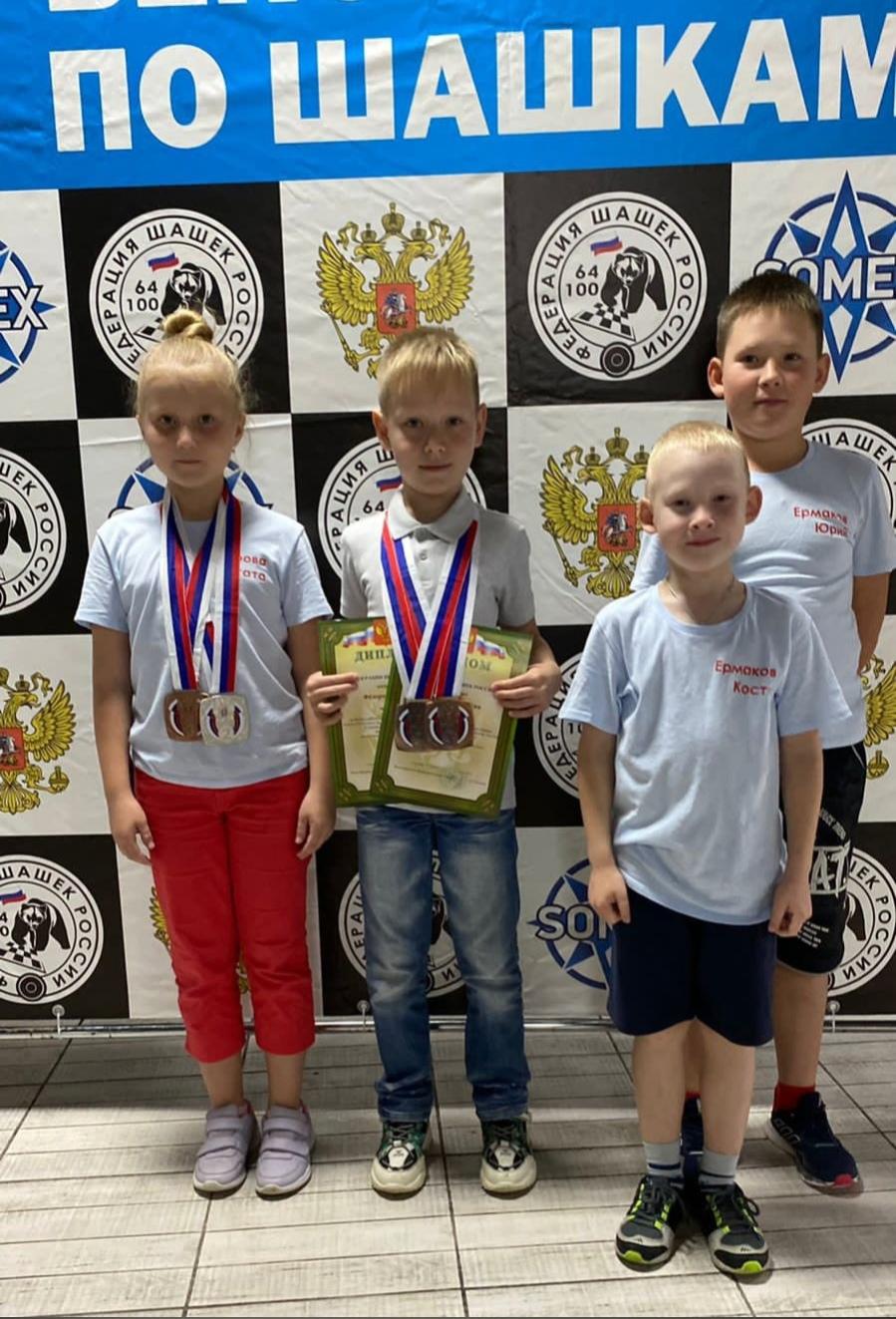 Призерами вернулись можгинские ребята с Всероссийских соревнований,