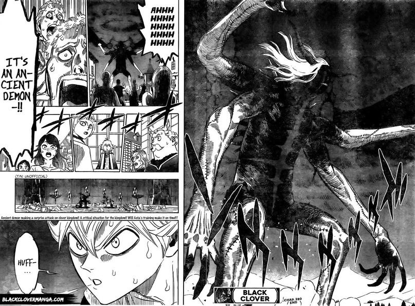 Black Clover Chapter 280, image №13