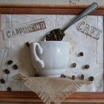 Оригинальные кофейные панно своими руками — МК и идеи