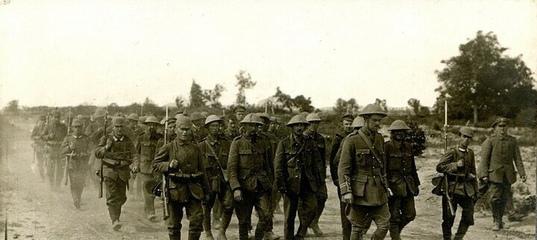 Честное слово английского солдата или как немецкий кайзер отпустил военнопленного домой