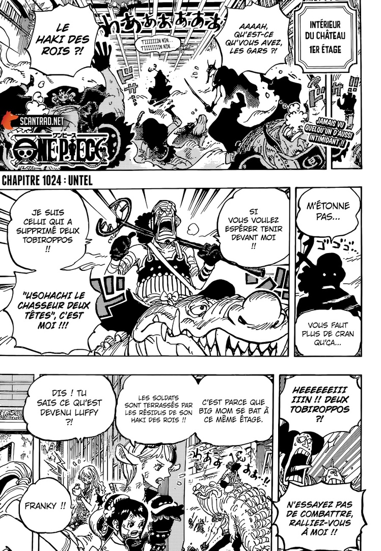 One piece Scan 1024, image №2