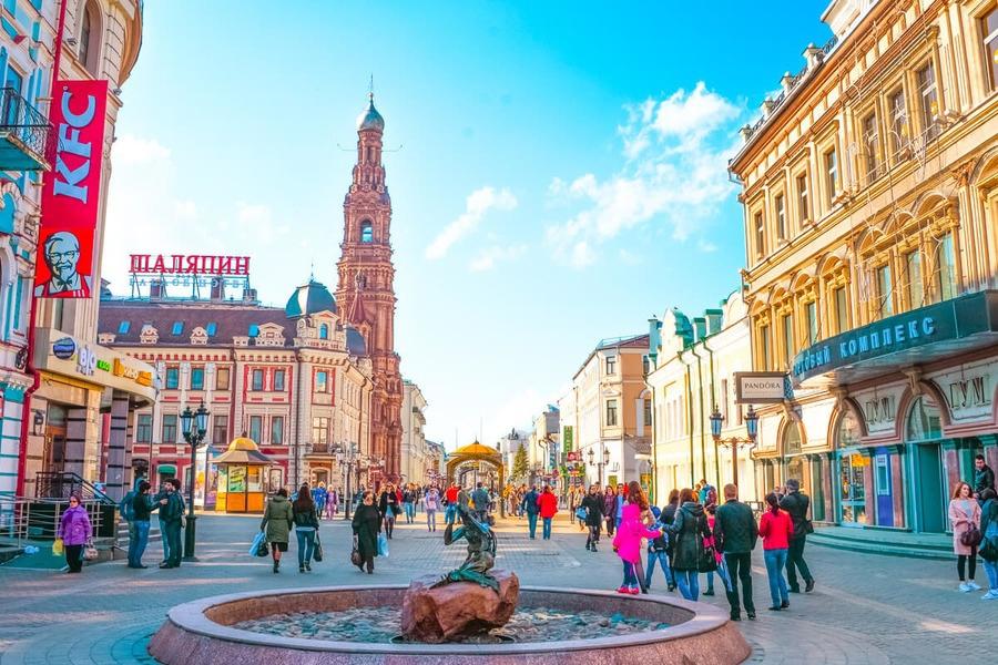 Казань. Городские экскурсии