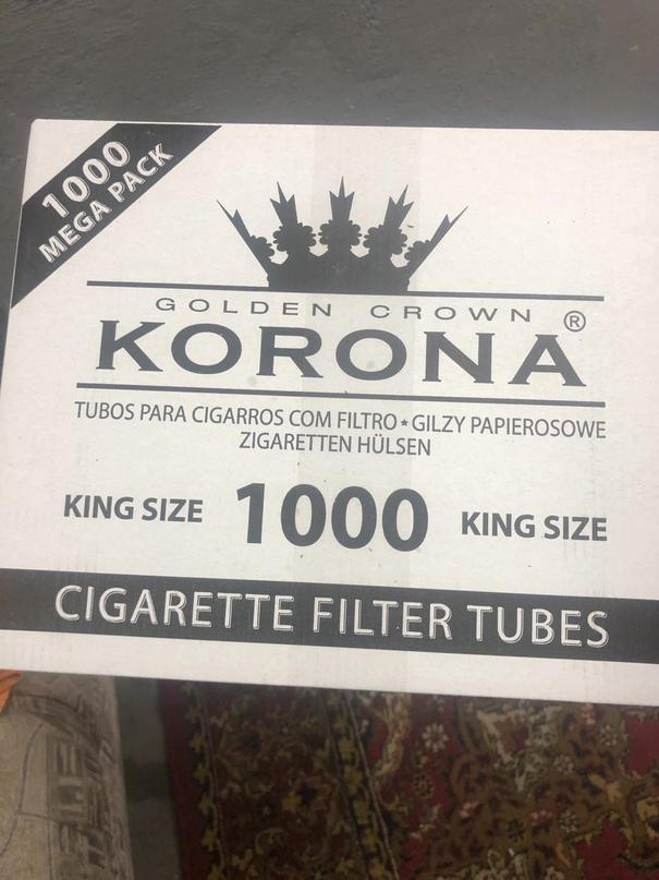 1000 штук фильтр 15 мм кинг   Объявления Орска и Новотроицка №18124