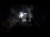 Май 2014 ХАМАС помогает террористической организации FSA и Исламскому фронту строить туннели