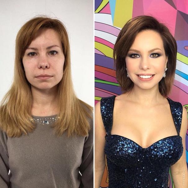 Талантливый стилист-парикмахер преображает женщин до восхищения