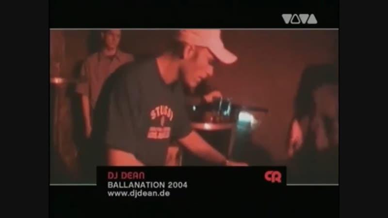 DJ Dean Ballanation VIVA TV