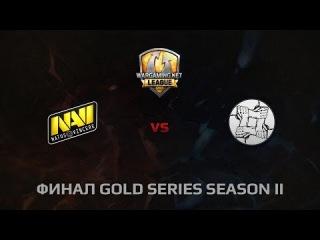 WGL GS NAVI vs UNITY 2 Season 2014 LAN-Final Day 3