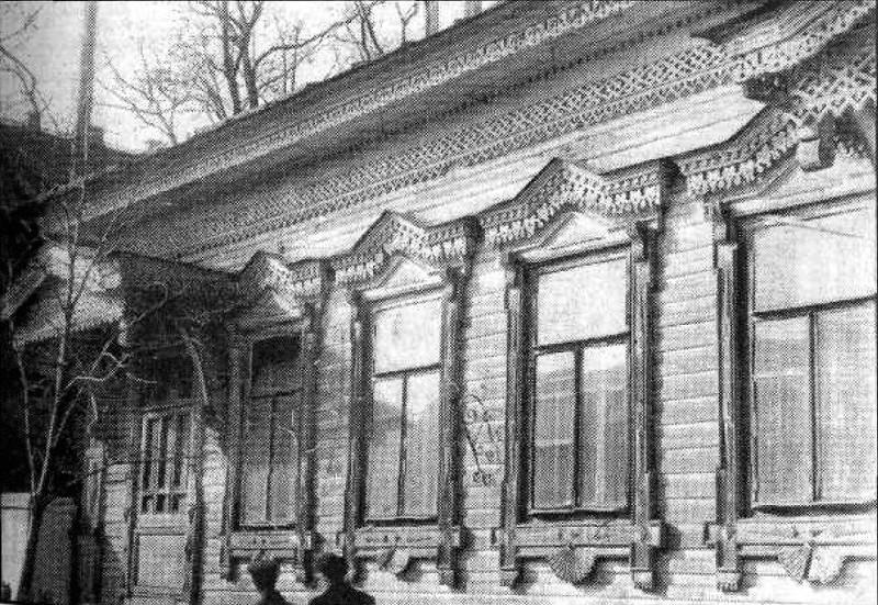 Деревянные здания старой Вятки. 7 утраченных шедевров архитектуры., изображение №33