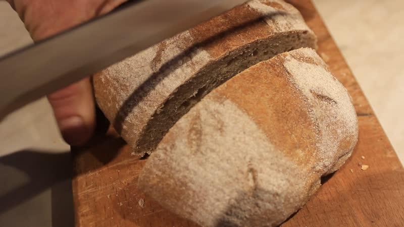 Звуки деревни Домашний хлеб