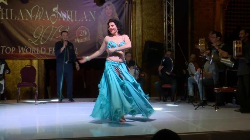 Catarina Branco ✧ 3rd Place Winner AHLAN WA SAHLAN 2019 MASTER CATEGORY ✧ Tarab Hayarti Albi Maak