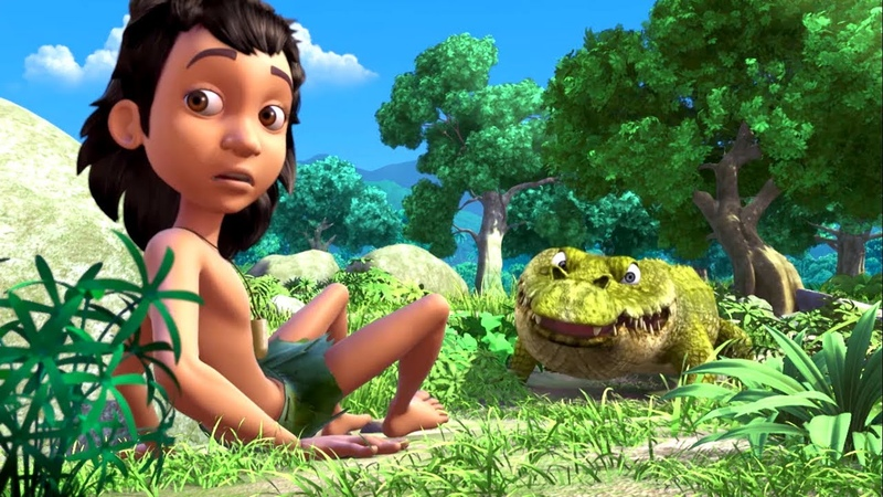 Маугли Книга Джунглей Все серии сразу сборник самых любимых серий мультфильм для детей
