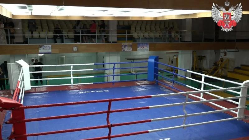 Чемпионат РОФСО Юность России по боксу памяти Джаппуева М Р День 1