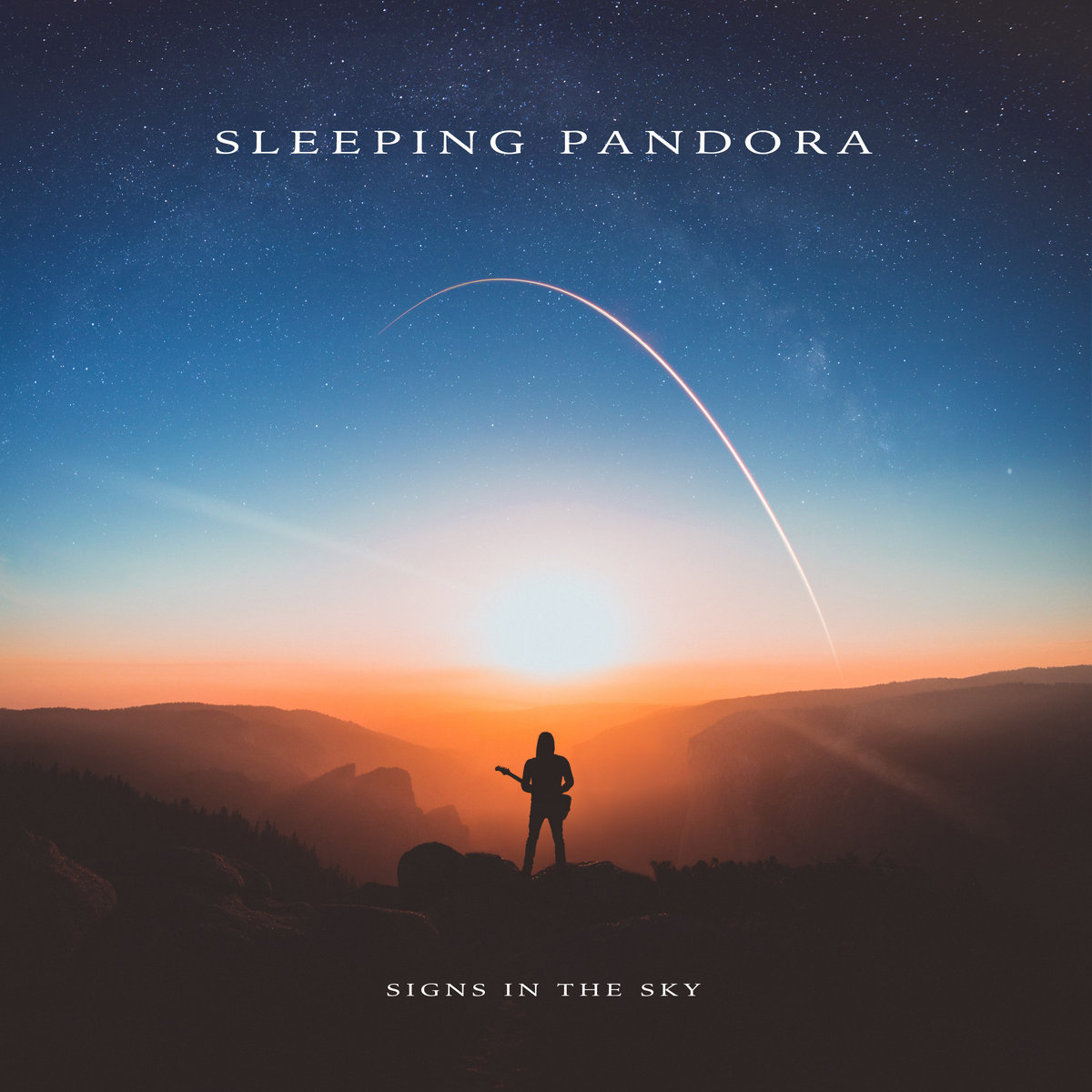 Sleeping Pandora - Signs In The Sky